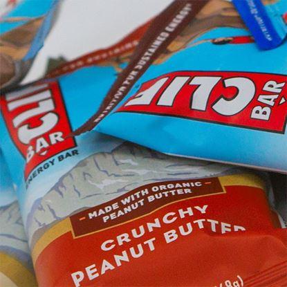 Snacks: Clif Bars 2.4 oz
