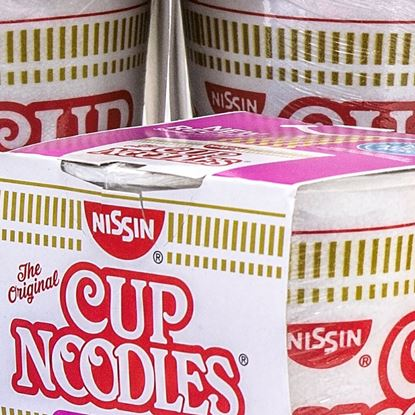 Entrees: Cup-o-Noodle