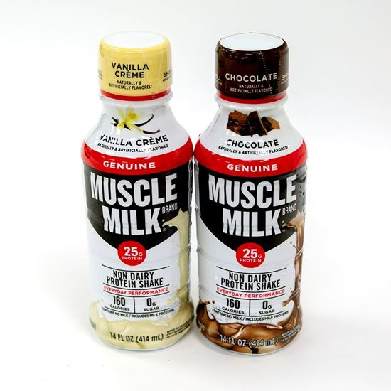 Picture of Beverages: Muscle Milk 14 oz