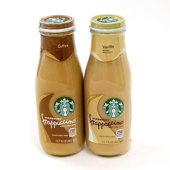 Picture of Beverages: Starbucks Frappuccinos 13.7 oz