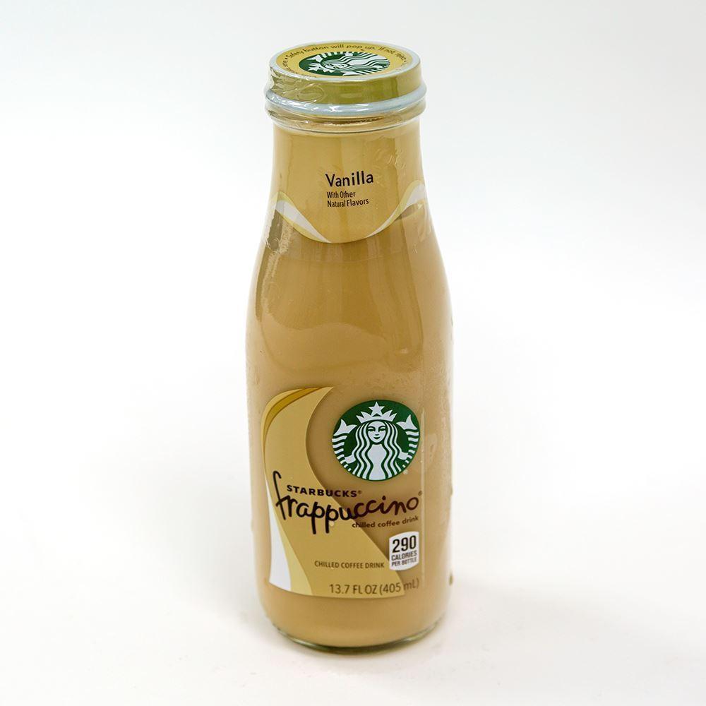 Starbucks Frappuccino Bottle Flavors