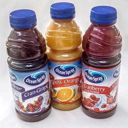 Beverages: Ocean Spray 15.2 oz