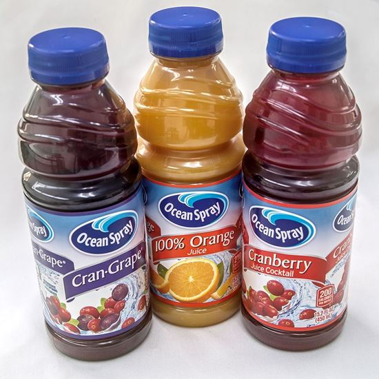 Picture of Beverages: Ocean Spray 15.2 oz