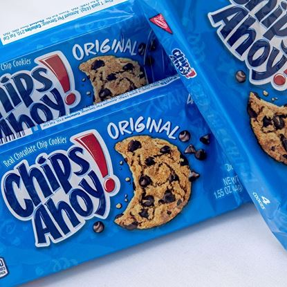 Snacks: Chips Ahoy 2 oz