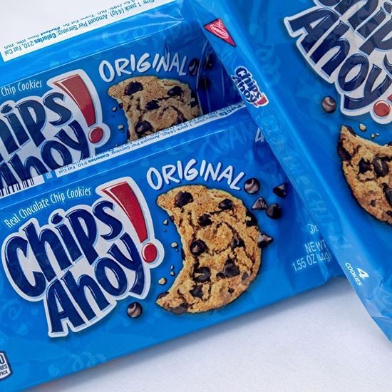 Picture of Snacks: Chips Ahoy 2 oz