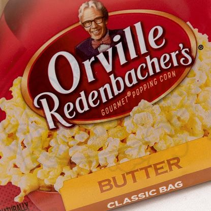 Snacks: Orville Redenbacher's Microwaveable Popcorn