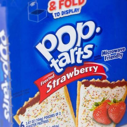 Snacks: Pop Tarts 3.67 oz