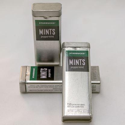Gum/Mints: Peppermints .78 oz